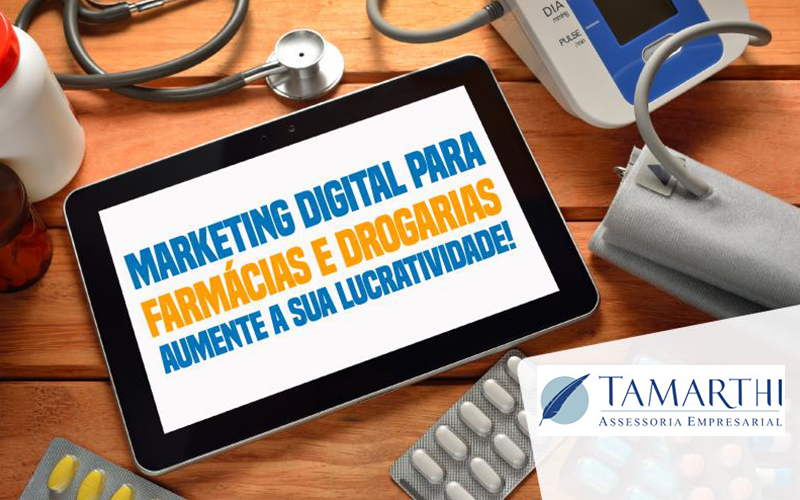 Marketing Digital Para Farmácias E Drogarias – Aumente A Sua Lucratividade!